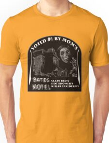 Bates Motel is my mom's choice Unisex T-Shirt