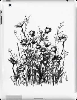 Flowers by Carol Knudsen
