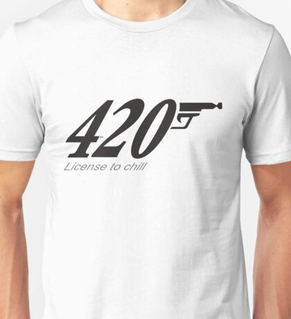 Agent 420 Unisex T-Shirt