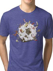 Title Fight Tri-blend T-Shirt