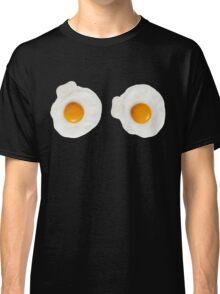 Sarah Lucas inspired fried egg t-shirt  Classic T-Shirt