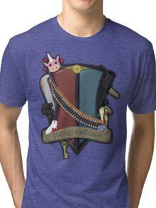 TF2 Crest Tri-blend T-Shirt