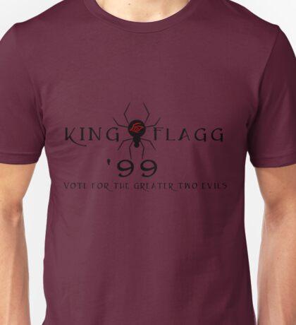 Dinh for Midworld - Crimson King & Randall Flagg 1999 Unisex T-Shirt