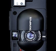Olympus XA iPhone  case by Anthony Davey