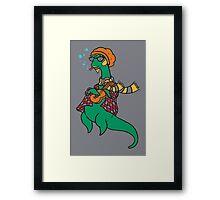 Hipster-Ness Framed Print