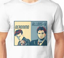 10th and 11th Doctor Unisex T-Shirt