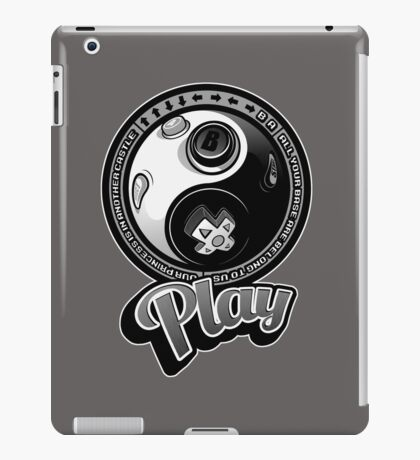 Playing-yang iPad Case/Skin