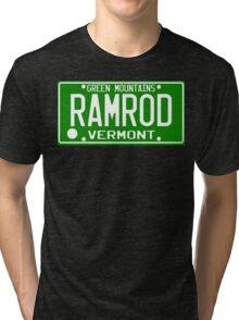 Car Ramrod Tri-blend T-Shirt