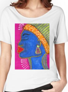 Color Me VIBRANT Women's Relaxed Fit T-Shirt