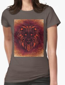 Red Lion Womens Fitted T-Shirt