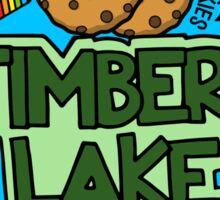 Timber Lake  Sticker