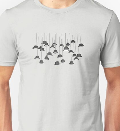 Hanging Bowlers Unisex T-Shirt