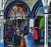Braidwood shops 3 by Fran Woods