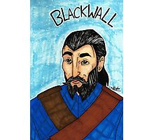 Traditional Art: Blackwall Photographic Print