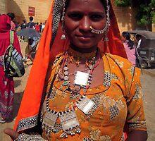 Rajhasthani Payal Seller by PurpleAardvark