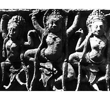 Dancing Stone Photographic Print