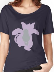 PKMN Silhouette - Spoink Family Women's Relaxed Fit T-Shirt