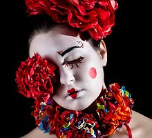 ~ Amorina the Clown ~ by Adriana Glackin