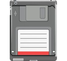 Floppy disk retro Ipad Case iPad Case/Skin