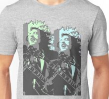 Angus Young trapped in rainbow Unisex T-Shirt
