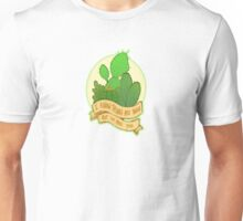Keep it in Mind - Cactus Unisex T-Shirt