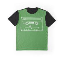 Retro Cassette Tape Graphic T-Shirt