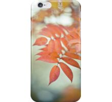 Nature's glory iPhone Case/Skin