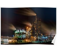 Kwinana Nickel Refinery Poster