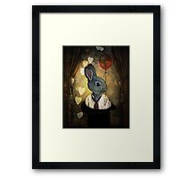 The Magician... Framed Print