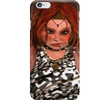 Attitude iPhone Case/Skin