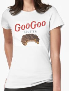 Goo Goo Clusters Womens Fitted T-Shirt