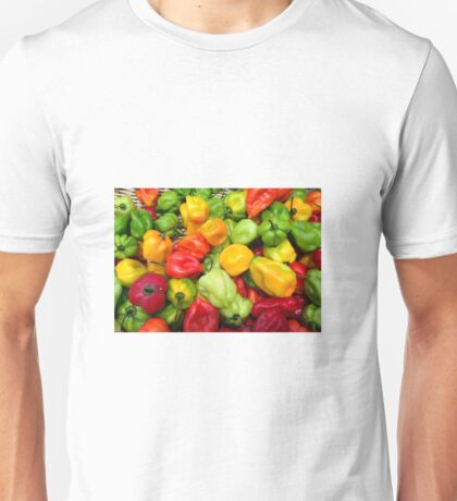 Peppers Unisex T-Shirt