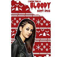 HTGAWM - Bloody good Christmas [Rebecca] Photographic Print