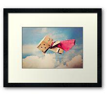 Super-Danbo Framed Print