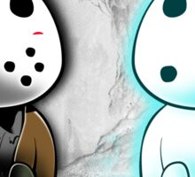 Kodama 13th Sticker