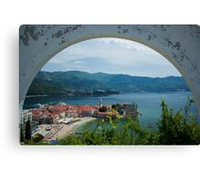 Arch of Paradise - Travel Photography Canvas Print