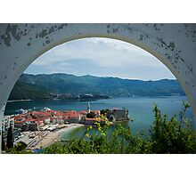 Arch of Paradise - Travel Photography Photographic Print