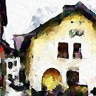 3 Houses by DiNovici