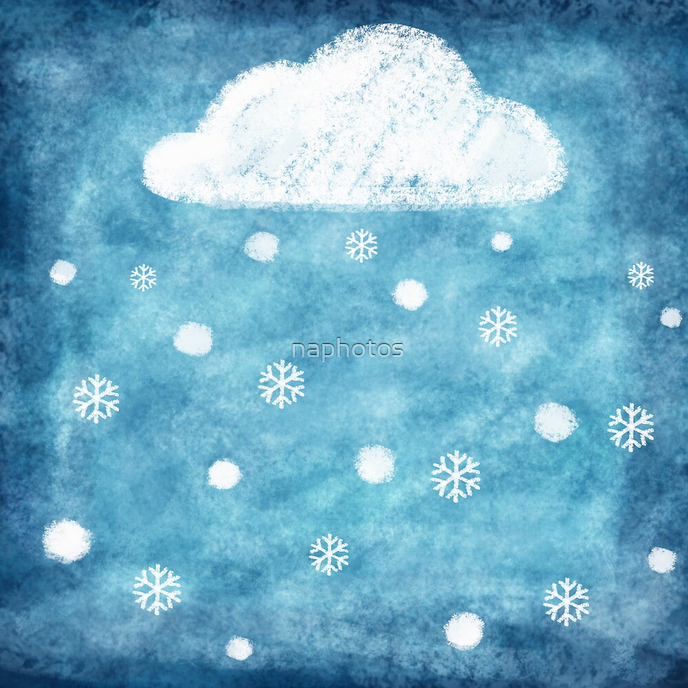 snow winter by naphotos