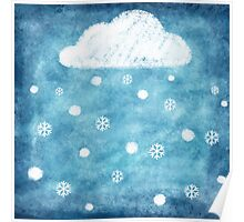 snow winter Poster
