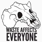 waste affects everyone by Danelle Malan