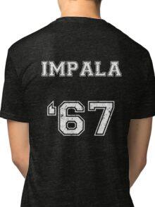 IMPALA SINCE '67 Tri-blend T-Shirt