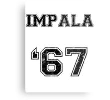 IMPALA SINCE '67 Metal Print