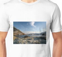 Lake Cregennan North Wales Unisex T-Shirt