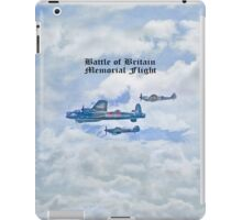 The Battle of Britain Memorial Flight iPad Case iPad Case/Skin