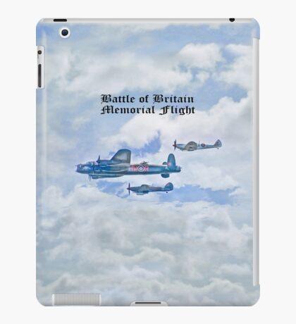 The Battle of Britain Memorial Flight iPad Case iPad Case/Skin