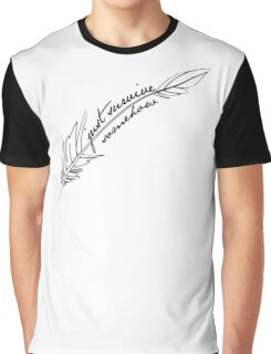 JSS feather Graphic T-Shirt