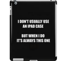 Ipad MEME Case iPad Case/Skin