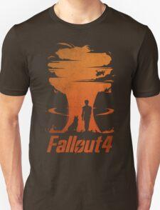 Fallout4 orange T-Shirt