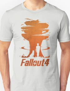 Fallout4 orange T-Shirt